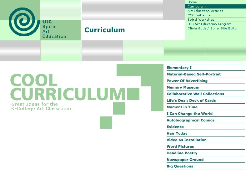 Art Inspired Units And Curriculum