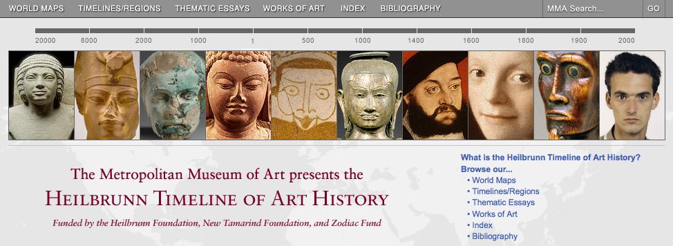 art history essay themes